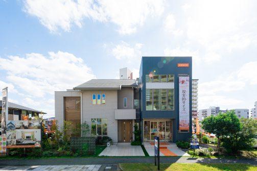 福岡香椎浜住宅展示場
